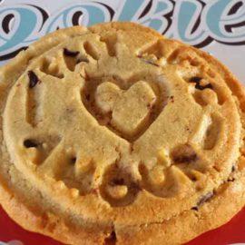 Cookie aux œufs frais bio au Camion à Croquer food truck à Rennes