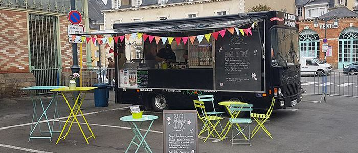 Festival gourmand 2017 Camion à Croquer food truck Rennes