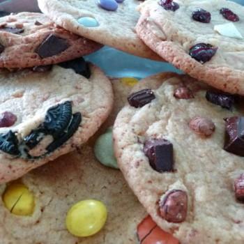 Cookies camion à croquer